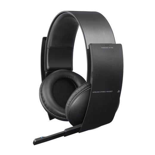 PS3 Sony Wireless Stereo (7.1) Headset