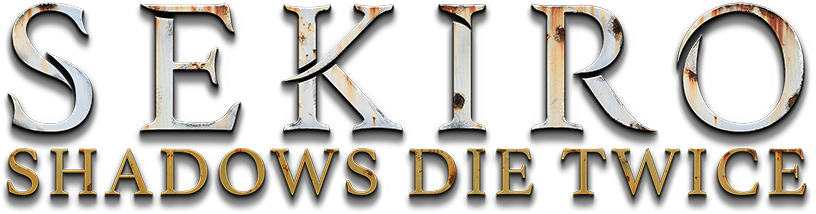 Sekiro: Shadows Die Twice logo