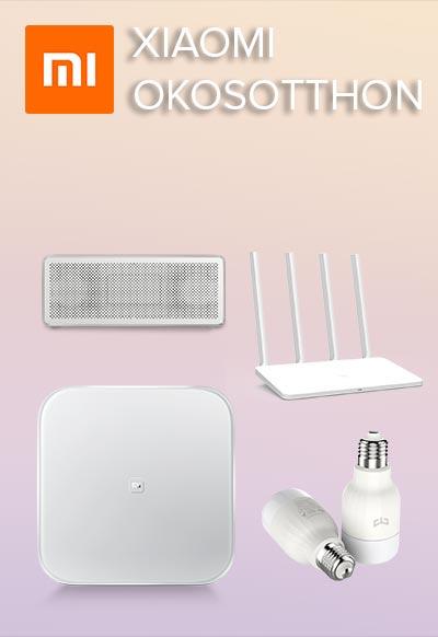 Xiaomi okosotthon