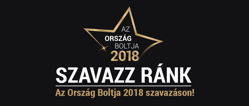 Szavazz ránk az Ország Boltja 2018 versenyen! b298f0dc56