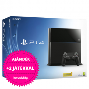 Playstation 4 (PS4) 500GB PS4