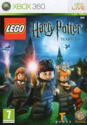 LEGO Harry Potter Years 1-4 (használt) XBOX 360