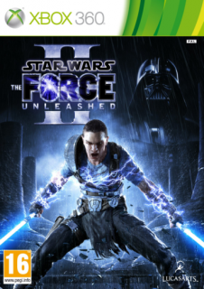 Star Wars The Force Unleashed II (használt) Xbox 360