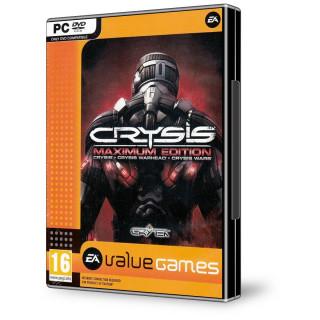 Crysis Maximum Edition: Crysis + Crysis Warhead + Crysis Wars PC