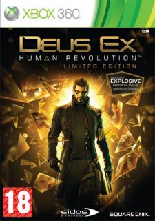 Deus Ex Human Revolution (Limited Edition) Xbox 360