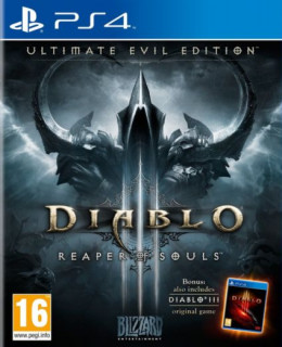 Diablo III (3) Ultimate Evil Edition (használt) PS4