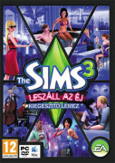 The Sims 3 Leszáll az éj (Late Night) Kiegészítő (Magyar felirattal) PC