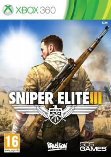 Sniper Elite III (3) (használt) Xbox 360