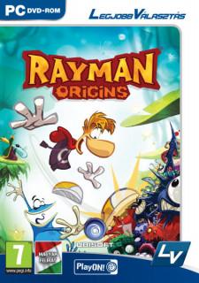 Rayman Origins (Magyar felirattal) PC