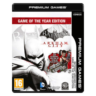 Batman Arkham City Game of the Year Edition (GOTY) PC