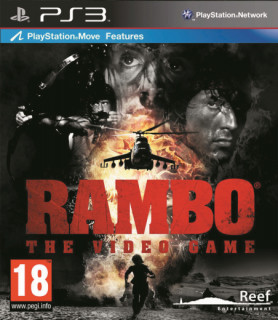 Rambo The Video Game (Move támogatással) PS3