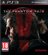 Metal Gear Solid 5 (MGS V) The Phantom Pain PS3