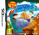 Phineas and Ferb Quest for Cool Stuff Nintendo DS