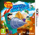 Phineas and Ferb Quest for Cool Stuff Nintendo 3DS