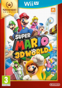 Super Mario 3D World Select WII U