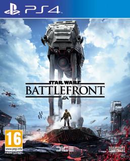 Star Wars Battlefront (használt) PS4