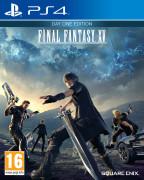Final Fantasy XV Day One Edition (használt) PS4