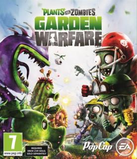 Plants Vs Zombies Garden Warfare (használt) Xbox One