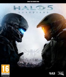Halo 5 Guardians (használt) Xbox One