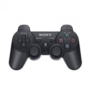 Sony Playstation 3 (PS3) Dualshock 3 Wireless (Vezeték nélküli) Controller (Fekete) PS3