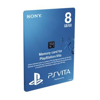 PS Vita Memory Card 8GB PS VITA