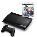 Playstation 3 (PS3 Super Slim) 500 GB + Battlefield 4