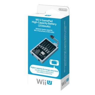 Wii U Gamepad High-Capacity Battery (Gamepad akkumulátor) WII U