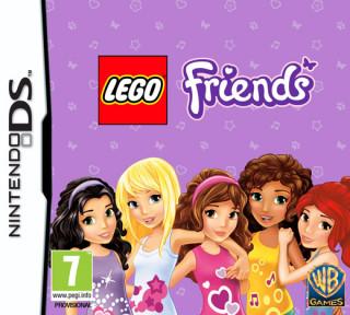 LEGO Friends Nintendo DS