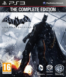 Batman Arkham Origins Complete Edition PS3