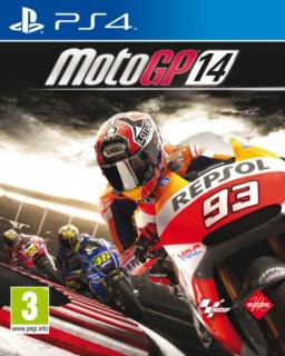 MotoGP 14 PS4