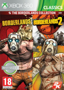 The Borderlands Collection XBOX 360