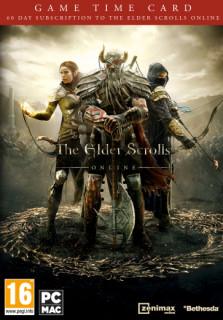 The Elder Scrolls Online Előfizetés (Game Time Card) PC