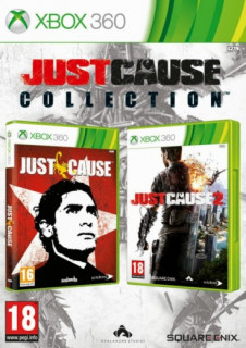 Just Cause Collection Xbox 360