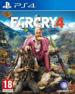Far Cry 4 (használt) PS4