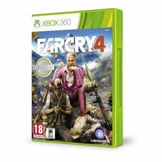 Far Cry 4 (használt) XBOX 360