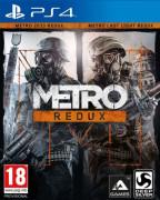 Metro Redux (használt) PS4