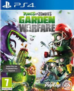 Plants vs Zombies Garden Warfare (használt) PS4