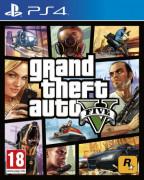 Grand Theft Auto V (használt) PS4