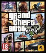 Grand Theft Auto V (használt) XBOX ONE