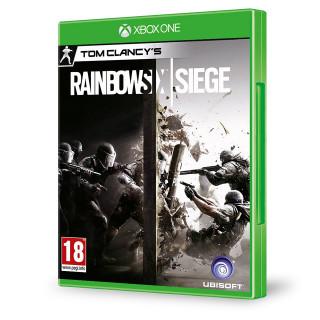 Tom Clancy's Rainbow Six Siege  (használt) XBOX ONE