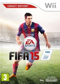FIFA 15 Legacy Edition Wii
