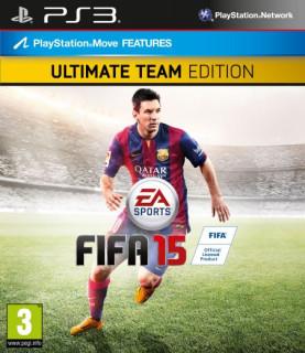 FIFA 15 Ultimate Team Edition (Magyar nyelven) (Move támogatással) PS3