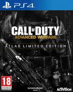 Call of Duty Advanced Warfare ATLAS Limited Edition (használt) PS4