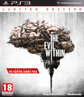 The Evil Within Limited Edition PS3