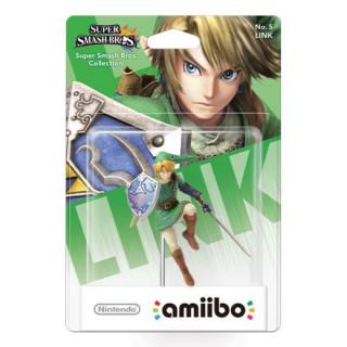 Link amiibo figura - Super Smash Bros. Collection AJÁNDÉKTÁRGY