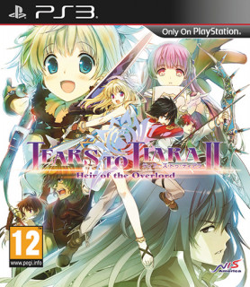 Tears to Tiara 2 (II) Heir of the Overlord PS3