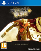 Final Fantasy Type-0 HD Limited Edition PS4