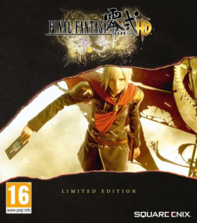Final Fantasy Type-0 HD Limited Edition (használt) Xbox One