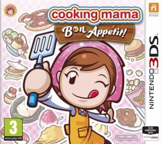 Cooking Mama Bon Appétit! 3DS
