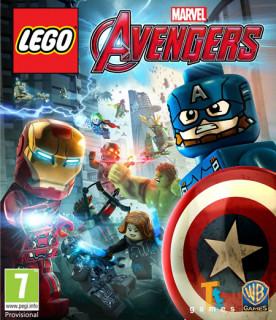 LEGO Marvel Avengers (használt) Xbox One